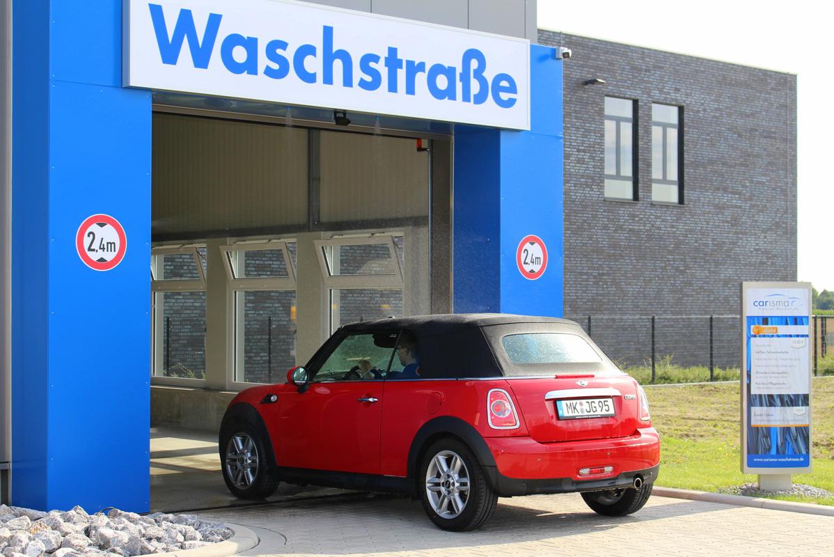 Unna Waschßtraße Premium. Ihre Carisma Waschstraße für ihr Auto und Ihre Autowäsche, car wash kann ganz einfach sein